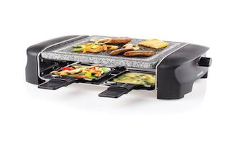Raclette Princess 162810 Stone Grill Party