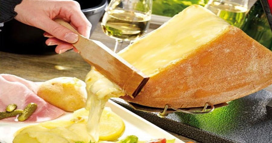 como hacer raclette sin maquina